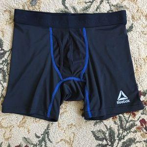 💙 Reebok black underwear